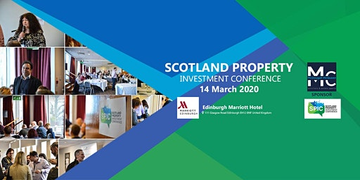 Scotland Property Investment Conference 2020