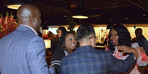 Fist Friday's in Mansfield: Winners Networking Circle