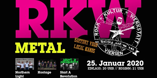 RKW im Januar - Metal