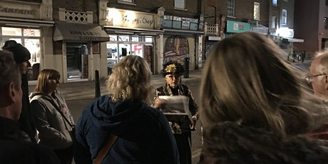 Jack the Ripper Guided Walks in London tickets