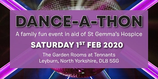 Dance-a-thon for St. Gemma's