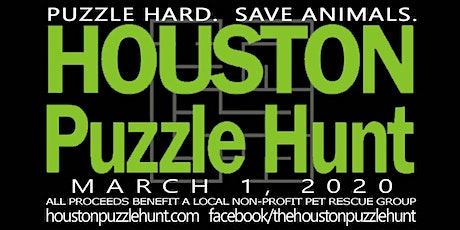 Houston Puzzle Hunt tickets