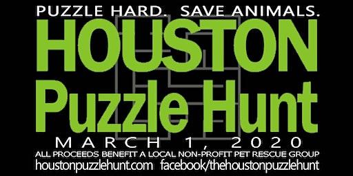 Houston Puzzle Hunt