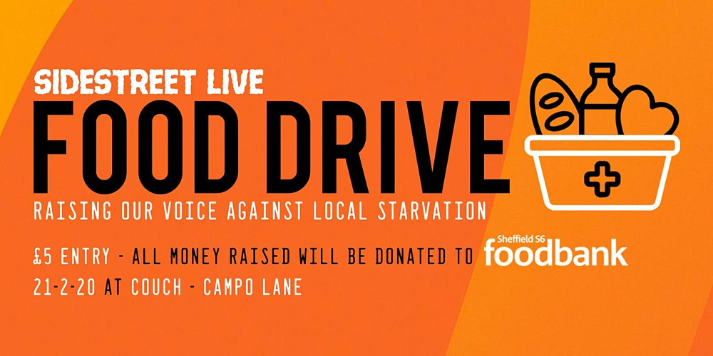 Ssl Food Drive Raising Funds Resources For The S6 Foodbank