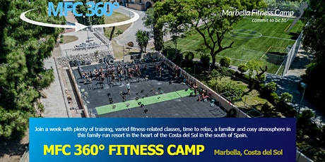 MFC 360° Fitness Camp tickets