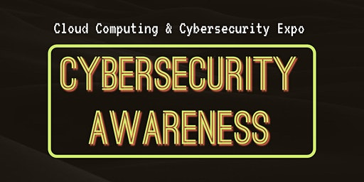 Cybersecurity Awareness - NOT FREE - P 300/person entrance fee