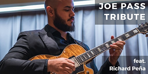 Joe Pass Tribute (feat. Richard Peña)