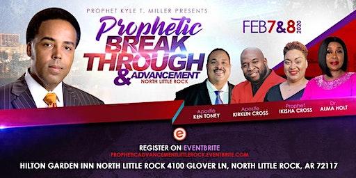 Prophetic Advancement and Breakthrough
