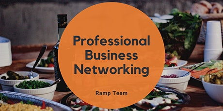 Professional Business Networking tickets