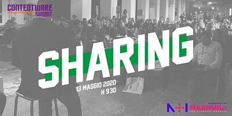 Evento #Sharing - Contentware Summit 2020 tickets