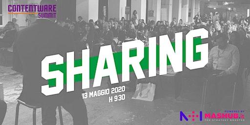 Evento #Sharing - Contentware Summit 2020