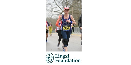 Faith's Marathon Fundraiser for the Lingzi Foundation