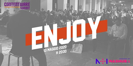 Evento #Enjoy - Contentware Summit 2020 biglietti