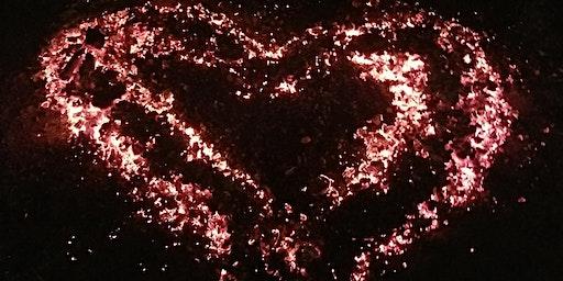 Warrior Heart Firewalk