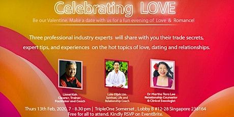 Celebrating Love: Love, Dating & Marriage tickets