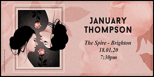 JANUARY THOMPSON -  Live At The Spire - A ✨CauseLight✨ Benefit Concert
