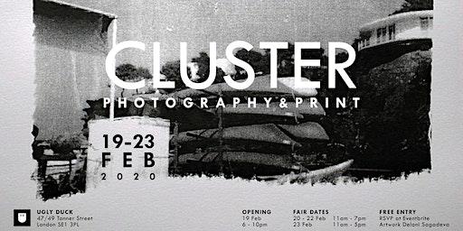 CLUSTER PHOTOGRAPHY & PRINT FAIR