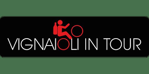 Vignaioli in Tour 4/5: Serata di beneficenza da Martignago a Maser