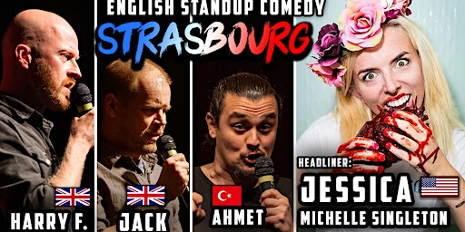 English Standup Comedy Night Strasbourg