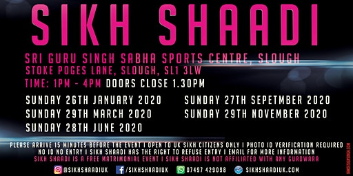 Sikh Shaadi UK (Slough)