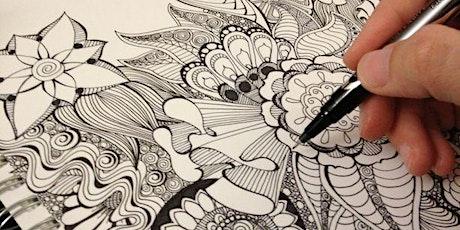 Meditative Doodling Mini Session tickets