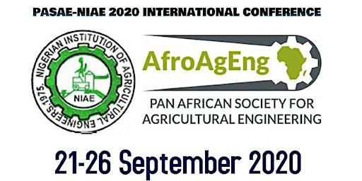 PASAE-NIAE 2020 International Conference