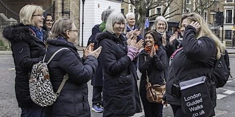 Georgian London: a Guided Walk tickets