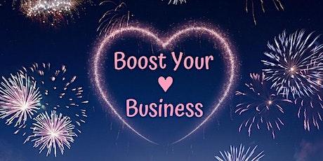 Visionswerkstatt - Boost Your Business Tickets