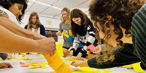HoldUp (Creativity Workshop) For The Great Village!