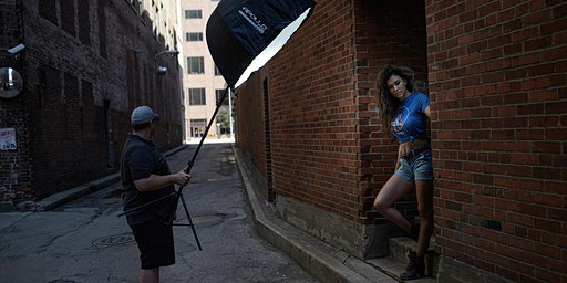 Flash Photography for Beginners and Posing Essentials Workshop
