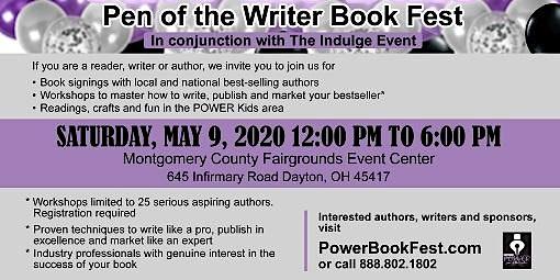 Pen of the Writer Book Fest