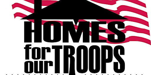 TAPS Togethers:  Volunteer with Homes for our Troops (CA)