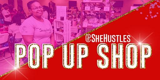 SheHustles.com PopUp Shop