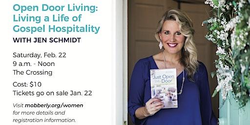 Open Door Living: Living A Life of Gospel Hospitality