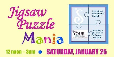 2020 Jigsaw PuzzleMania! tickets