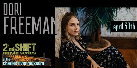 2nd SHIFT Concert: DORI FREEMAN tickets