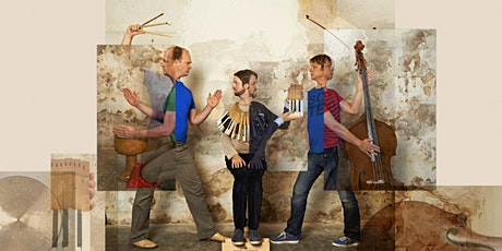 Rembrandt Frerichs Trio - De contemporary fortepiano tickets