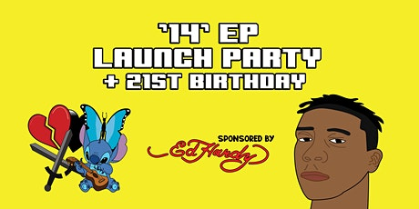 Young M's '14' EP Launch Party & 21st Birthday tickets