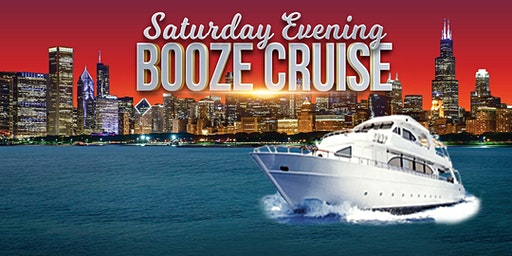 Saturday Evening Booze Cruise on May 30th