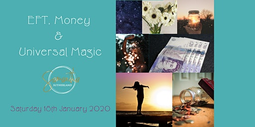 Raise your Financial Vibration with EFT and Law of Attraction