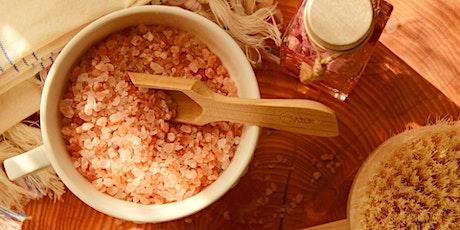 Soak It In - Bath Salts Workshop tickets