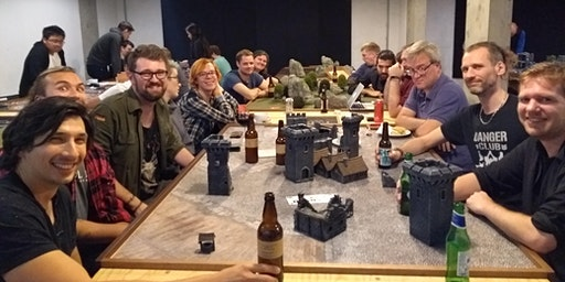 AUG 2020 - London Tabletop Industry Networking.