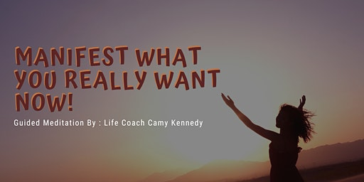 Effective Meditation   Manifest what you really Want NOW!