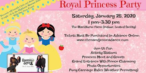 Royal Princess Party at The BlackHorse Farm