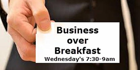 Palm Harbor Business Over Breakfast at Tiffany's tickets