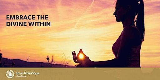 Atma Kriya Yoga Course - Natick, MA