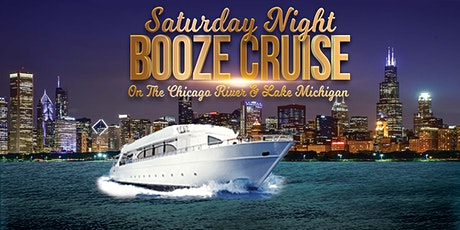 Saturday Night River Booze Cruise on May 16th tickets