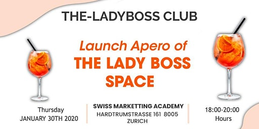 The Lady Boss Space Launch Apero - By SEM