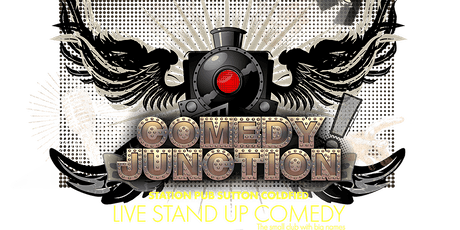 COMEDY JUNCTION FIRST 2020 GIG tickets