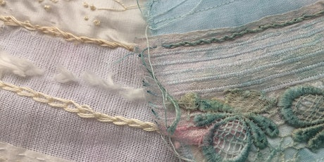 Embroidery Workshop - Lines and Edges tickets